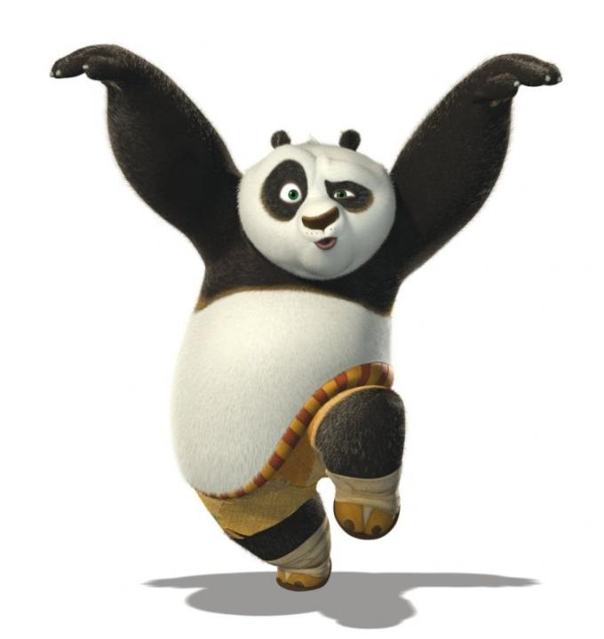 il-panda-po-in-un-immagine-promozionale-di-kung-fu-panda-81681